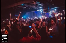 Partypics 2BE Club 21.02.2015 The Living Room