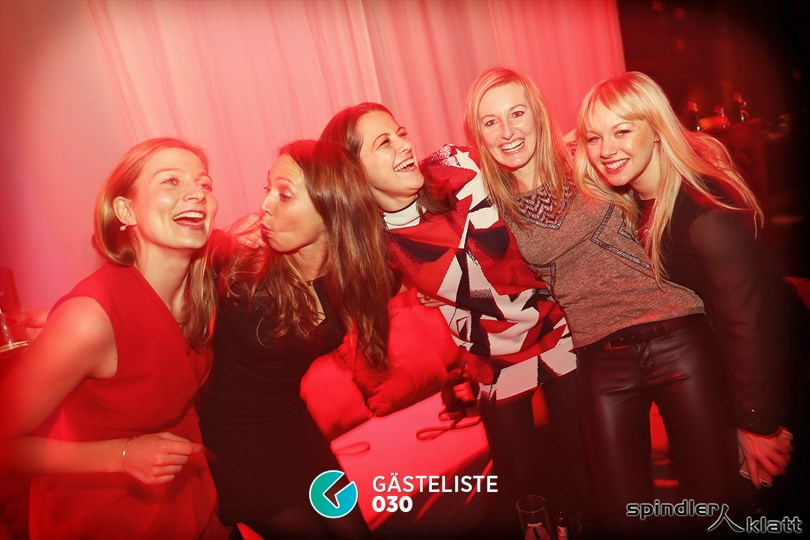 https://www.gaesteliste030.de/Partyfoto #2 Spindler & Klatt Berlin vom 31.01.2015