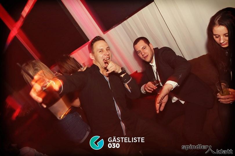 https://www.gaesteliste030.de/Partyfoto #38 Spindler & Klatt Berlin vom 31.01.2015
