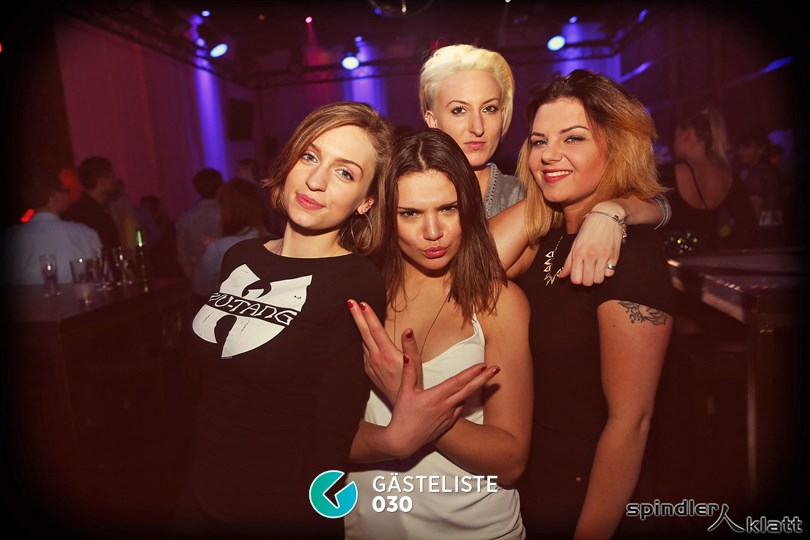 https://www.gaesteliste030.de/Partyfoto #12 Spindler & Klatt Berlin vom 31.01.2015