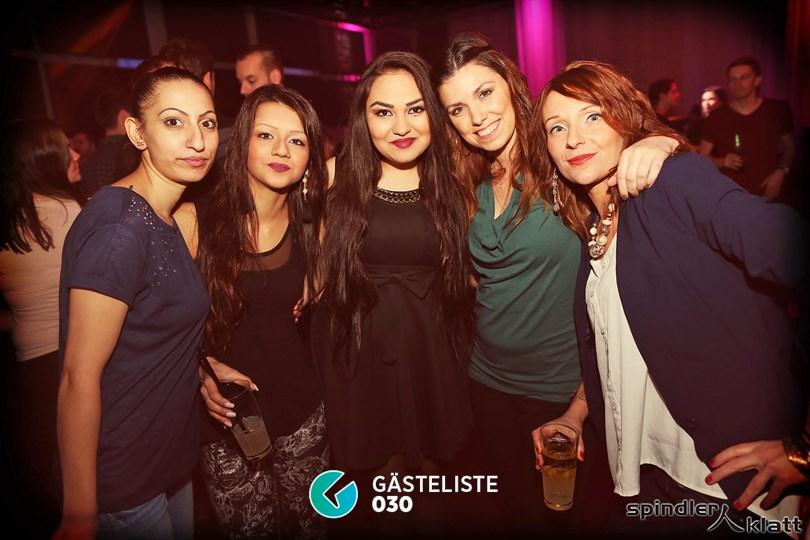 https://www.gaesteliste030.de/Partyfoto #15 Spindler & Klatt Berlin vom 31.01.2015