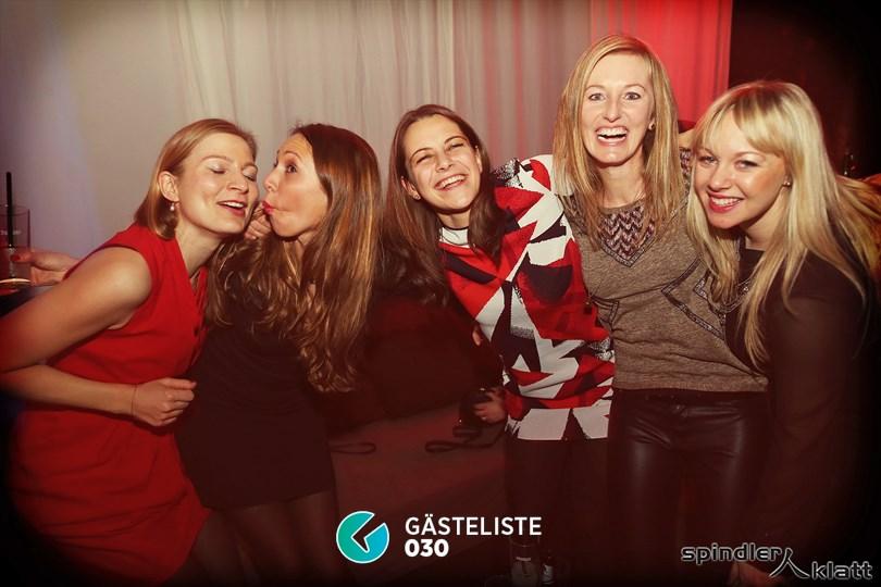 https://www.gaesteliste030.de/Partyfoto #32 Spindler & Klatt Berlin vom 31.01.2015