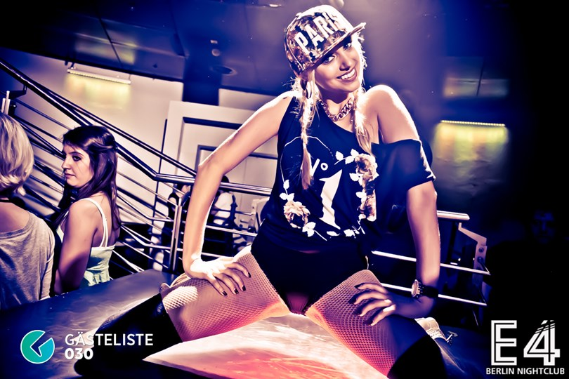 Partyfoto #114 E4 Club Berlin vom 31.01.2015