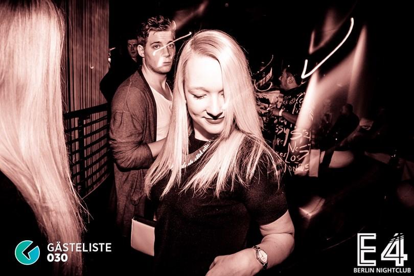 Partyfoto #98 E4 Club Berlin vom 31.01.2015