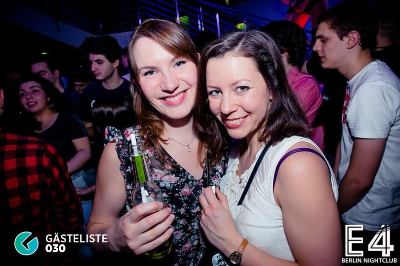 Partyfoto #33 E4 Club Berlin vom 31.01.2015