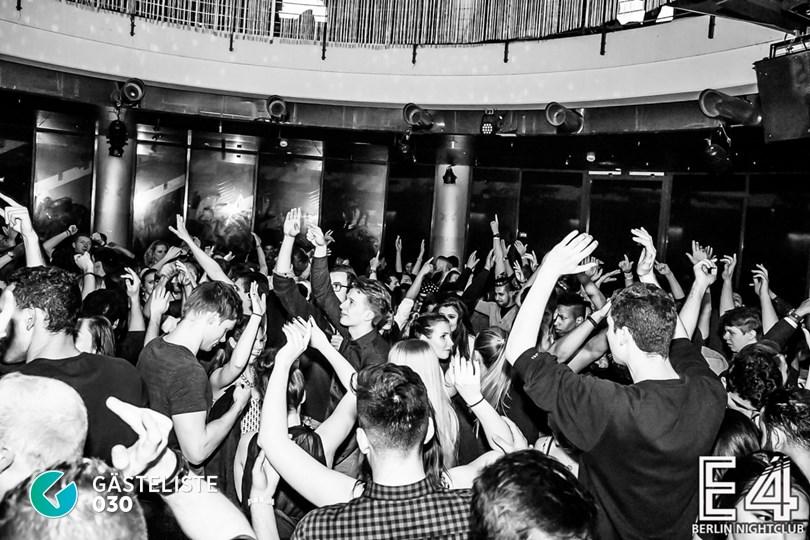 Partyfoto #89 E4 Club Berlin vom 31.01.2015