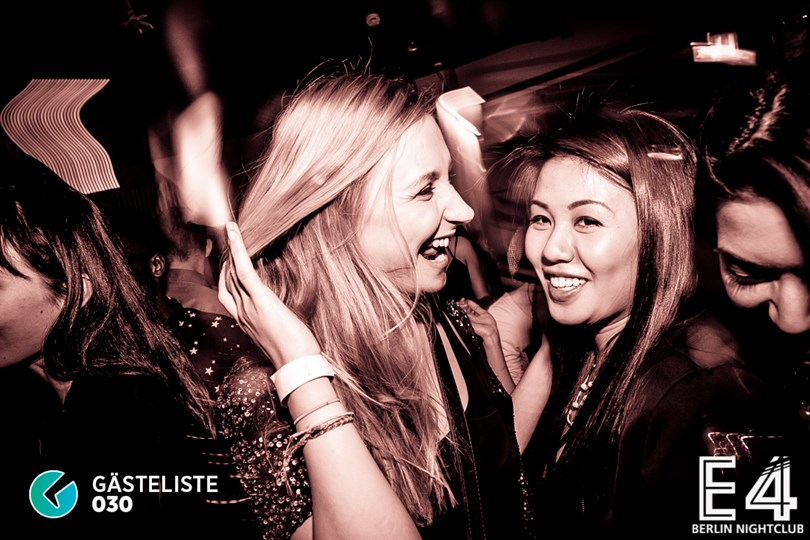Partyfoto #10 E4 Club Berlin vom 31.01.2015