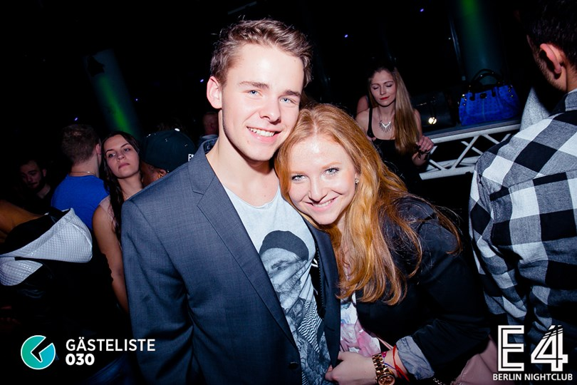Partyfoto #84 E4 Club Berlin vom 31.01.2015