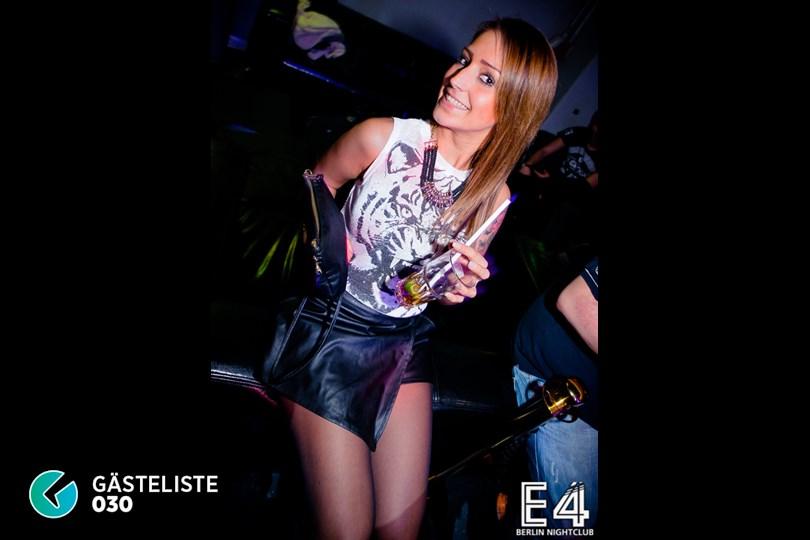 Partyfoto #6 E4 Club Berlin vom 31.01.2015