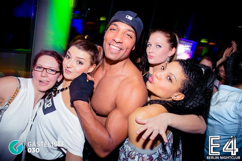 Partyfoto #30 E4 Club Berlin vom 31.01.2015