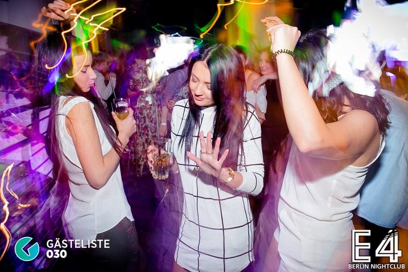 Partyfoto #3 E4 Club Berlin vom 31.01.2015