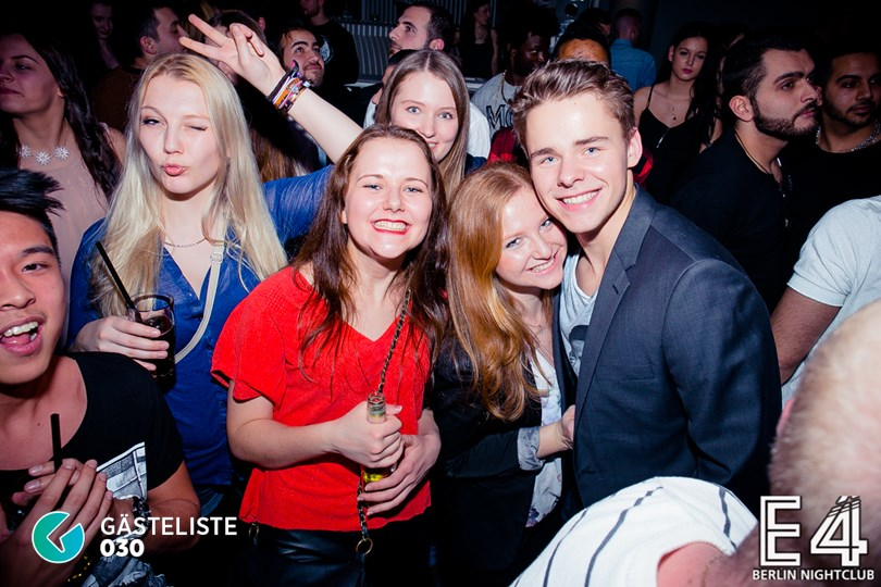 Partyfoto #76 E4 Club Berlin vom 31.01.2015
