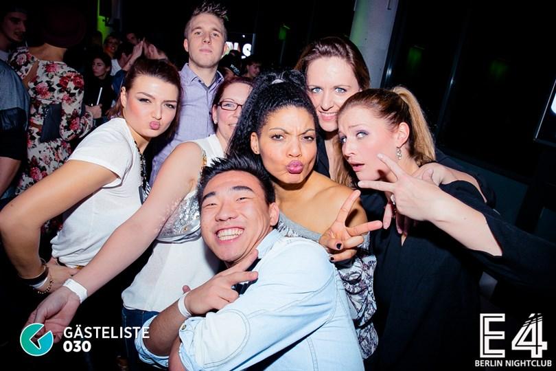 Partyfoto #53 E4 Club Berlin vom 31.01.2015