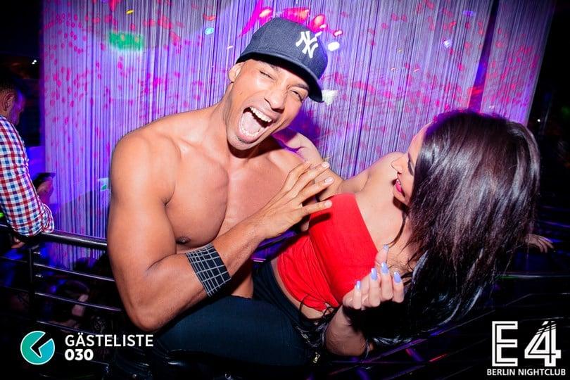 Partyfoto #8 E4 Club Berlin vom 31.01.2015