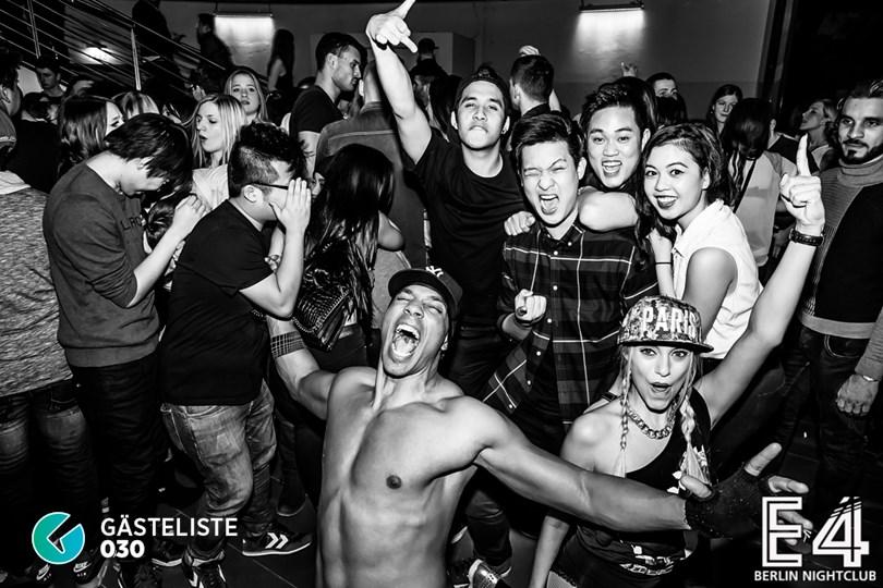 Partyfoto #107 E4 Club Berlin vom 31.01.2015