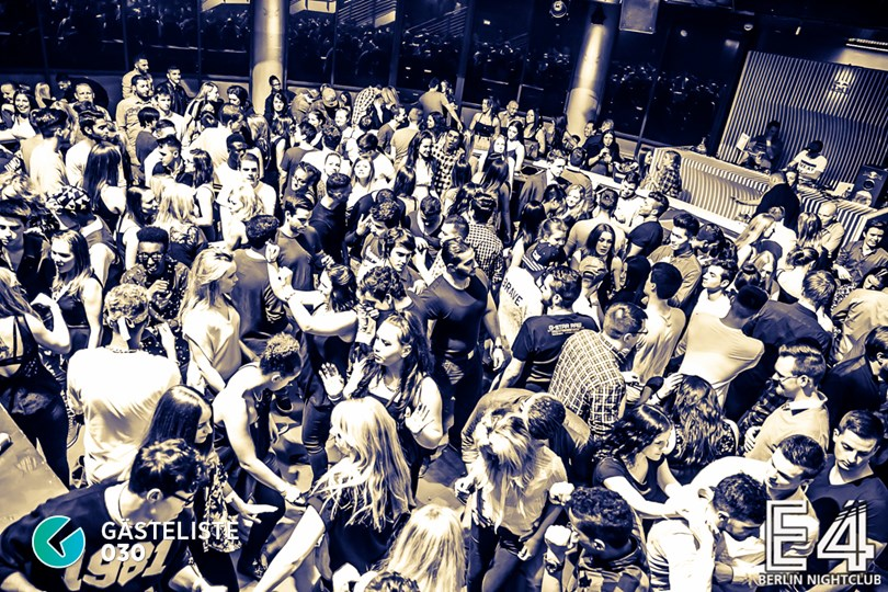 Partyfoto #48 E4 Club Berlin vom 31.01.2015