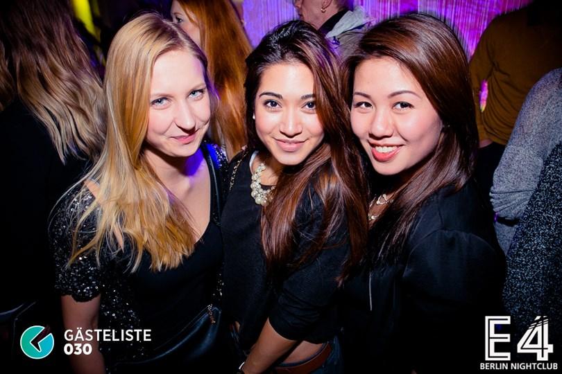 Partyfoto #22 E4 Club Berlin vom 31.01.2015