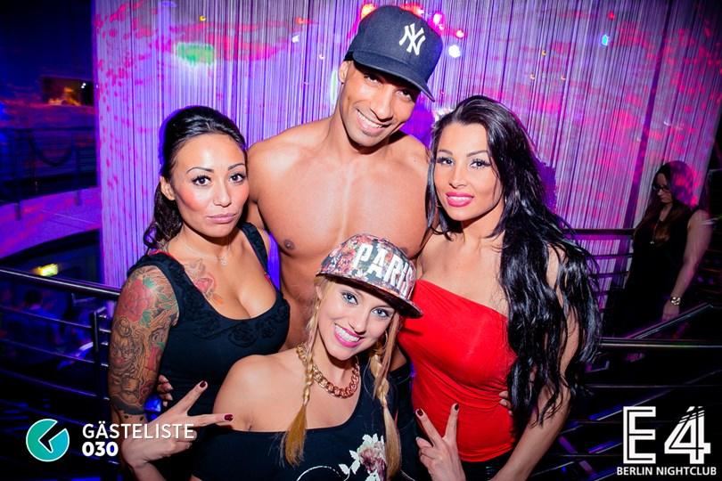 Partyfoto #70 E4 Club Berlin vom 31.01.2015