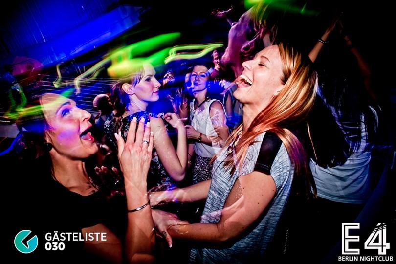 Partyfoto #36 E4 Club Berlin vom 31.01.2015