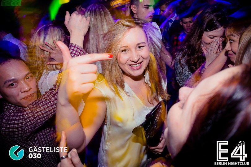 Partyfoto #56 E4 Club Berlin vom 31.01.2015