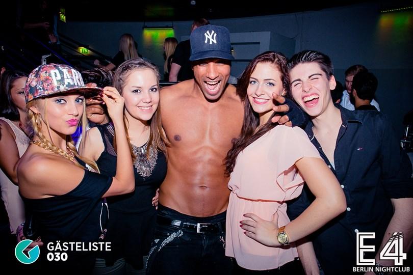 Partyfoto #73 E4 Club Berlin vom 31.01.2015