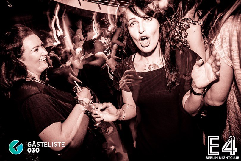 Partyfoto #43 E4 Club Berlin vom 31.01.2015