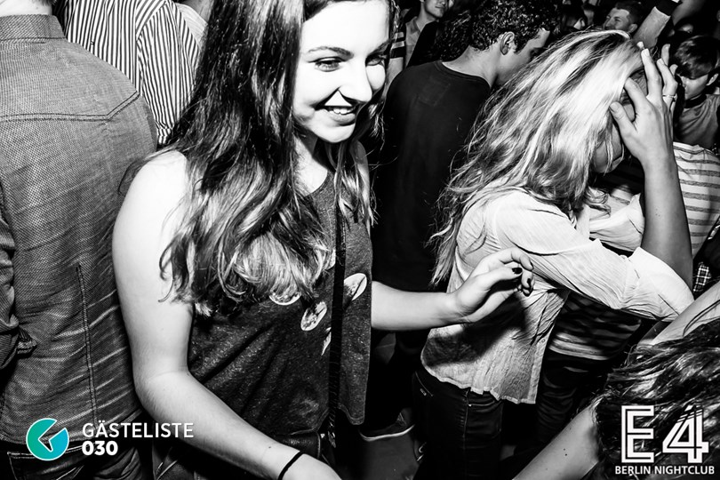 Partyfoto #7 E4 Club Berlin vom 31.01.2015