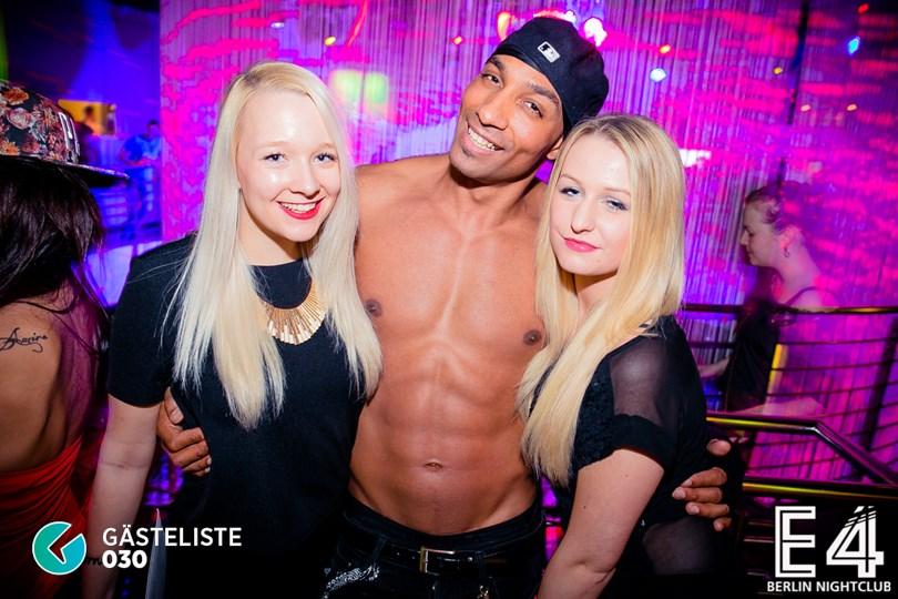 Partyfoto #5 E4 Club Berlin vom 31.01.2015