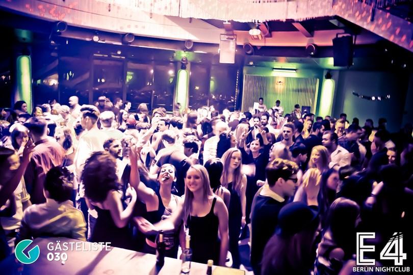 Partyfoto #82 E4 Club Berlin vom 31.01.2015