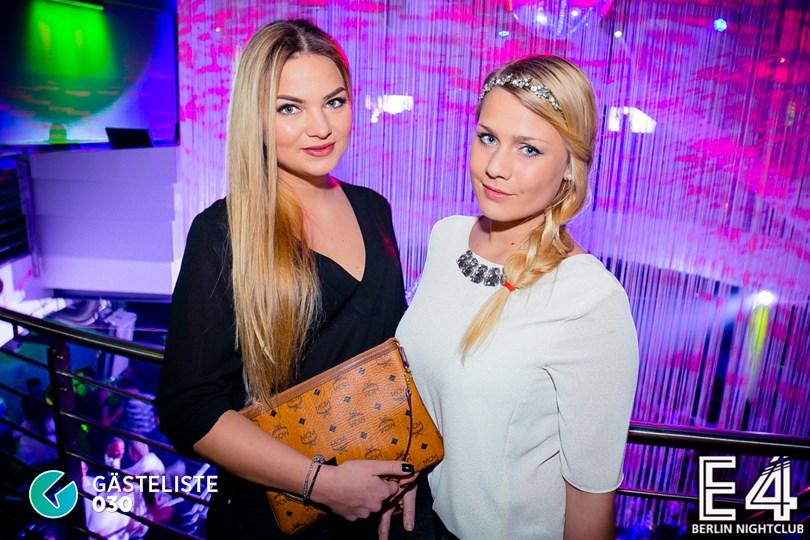 Partyfoto #17 E4 Club Berlin vom 31.01.2015