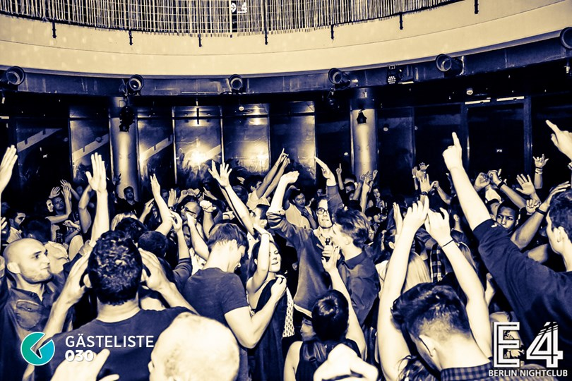 Partyfoto #23 E4 Club Berlin vom 31.01.2015