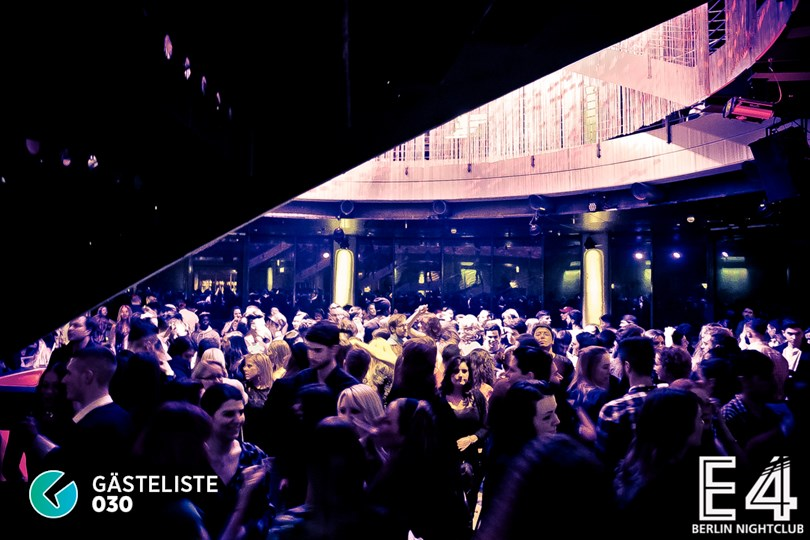Partyfoto #91 E4 Club Berlin vom 31.01.2015