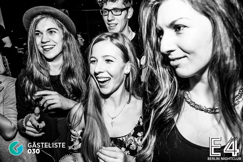 Partyfoto #2 E4 Club Berlin vom 31.01.2015