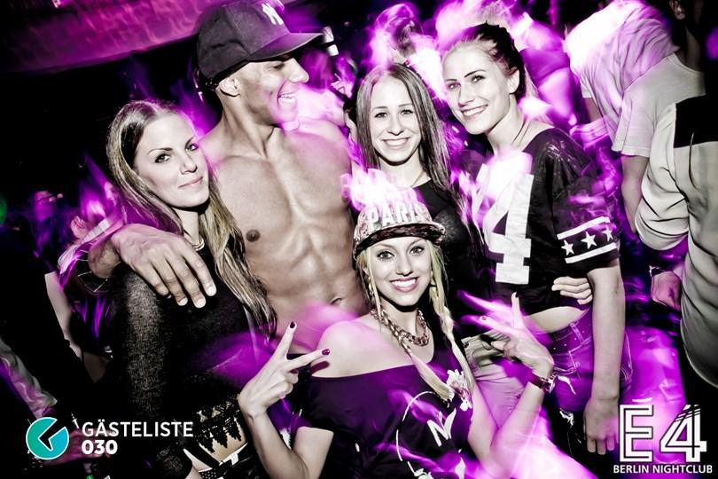 Partyfoto #14 E4 Club Berlin vom 31.01.2015