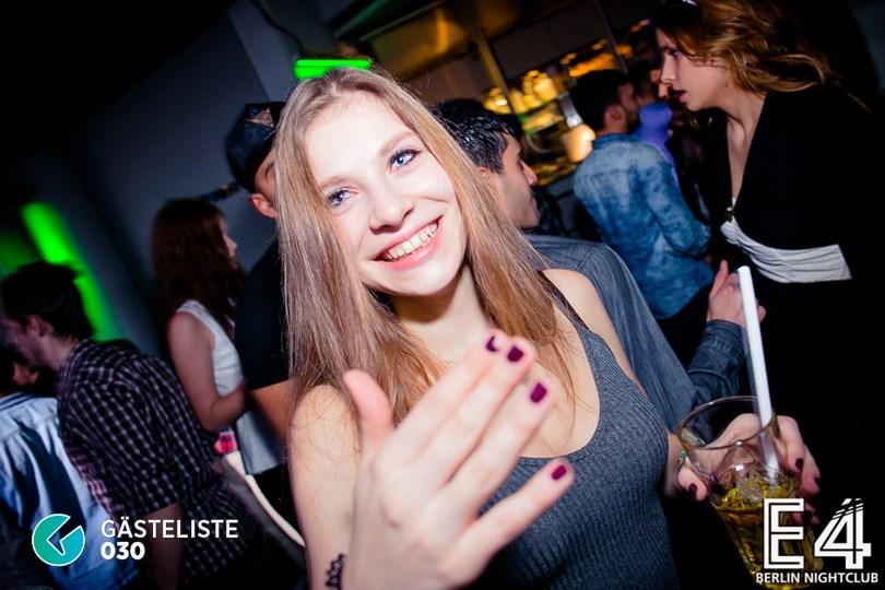 Partyfoto #87 E4 Club Berlin vom 31.01.2015