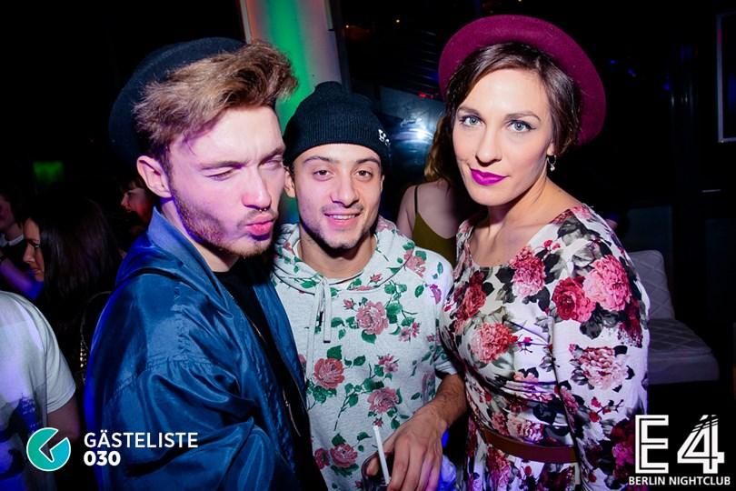 Partyfoto #9 E4 Club Berlin vom 31.01.2015