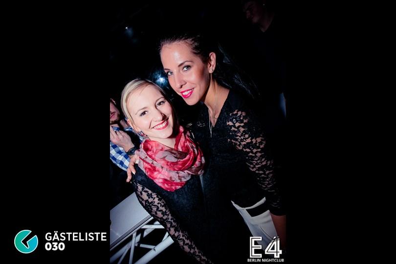 Partyfoto #80 E4 Club Berlin vom 31.01.2015