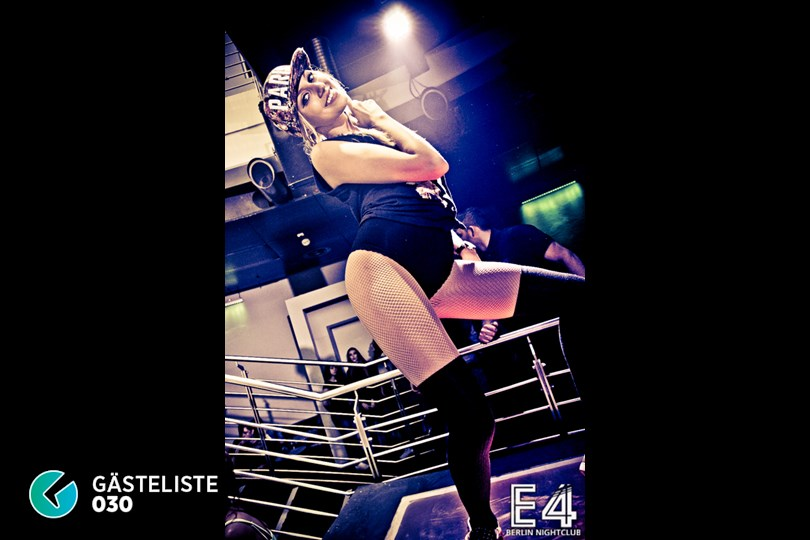 Partyfoto #94 E4 Club Berlin vom 31.01.2015