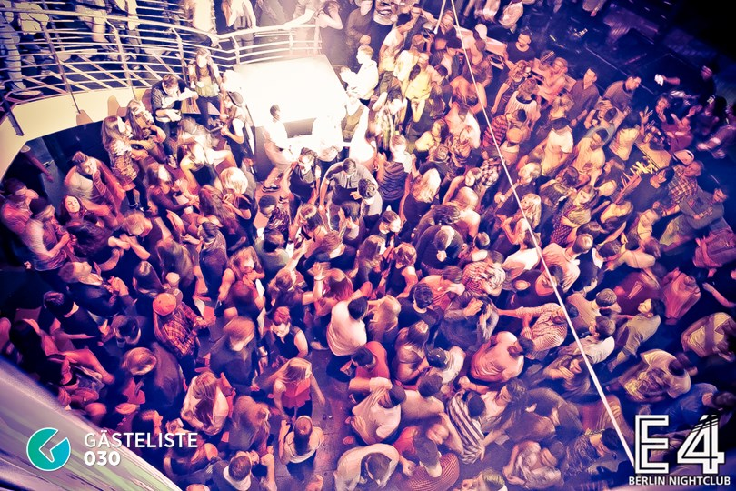 Partyfoto #101 E4 Club Berlin vom 31.01.2015