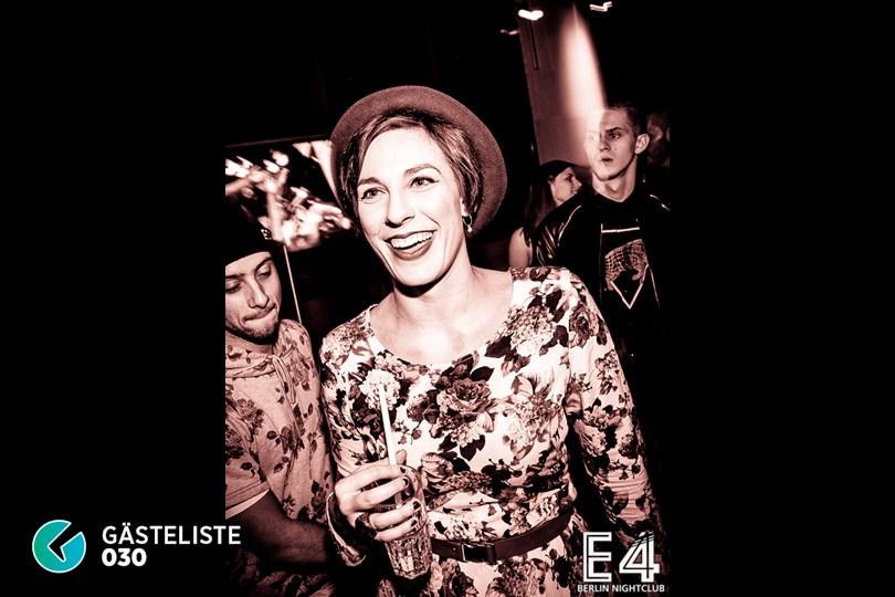 Partyfoto #59 E4 Club Berlin vom 31.01.2015