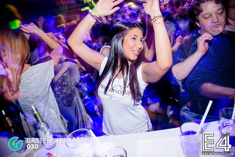 Partyfoto #11 E4 Club Berlin vom 31.01.2015