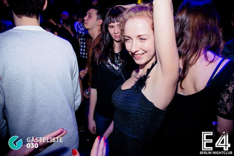 Partyfoto #68 E4 Club Berlin vom 31.01.2015