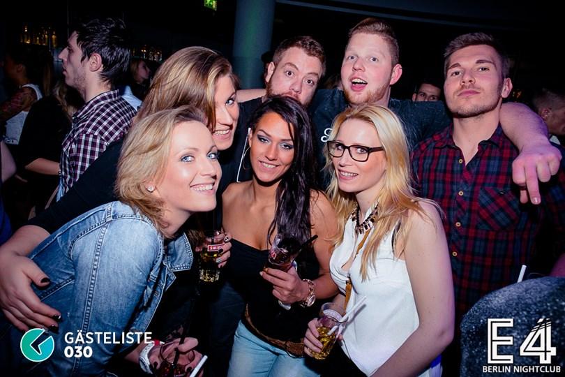 Partyfoto #111 E4 Club Berlin vom 31.01.2015