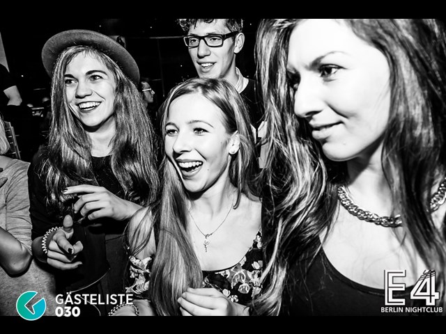 Partypics E4 Club 31.01.2015 One Night In Berlin - The Big Birthday Blowout