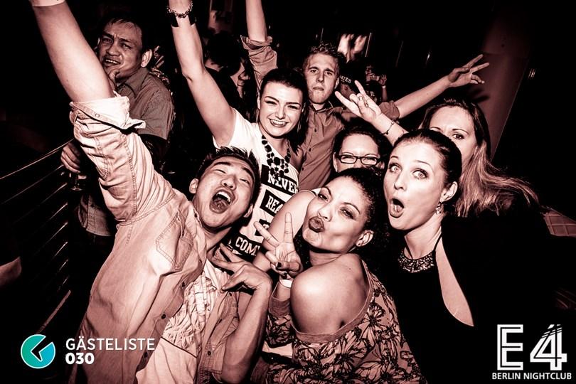 Partyfoto #52 E4 Club Berlin vom 31.01.2015