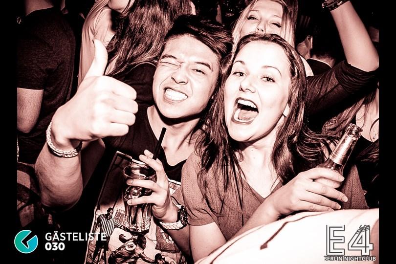 Partyfoto #102 E4 Club Berlin vom 31.01.2015