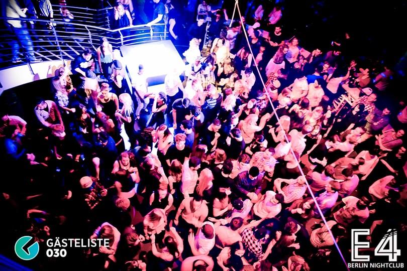 Partyfoto #95 E4 Club Berlin vom 31.01.2015