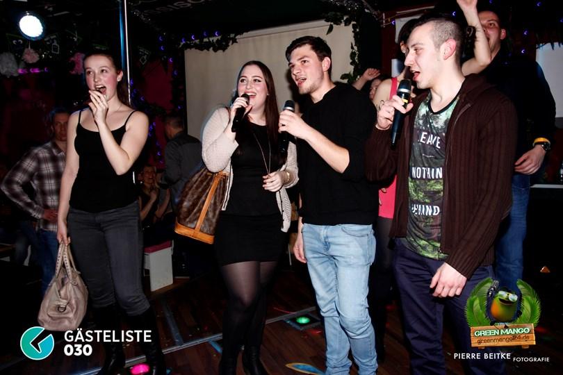 https://www.gaesteliste030.de/Partyfoto #89 Green Mango Berlin vom 31.01.2015
