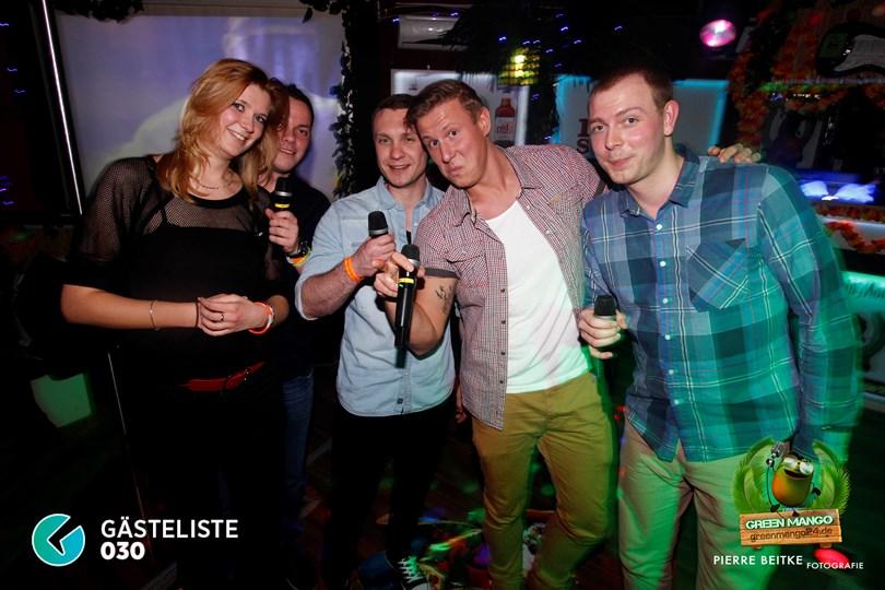 https://www.gaesteliste030.de/Partyfoto #22 Green Mango Berlin vom 31.01.2015