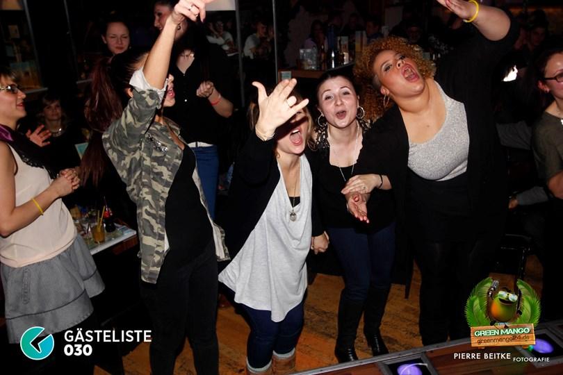 https://www.gaesteliste030.de/Partyfoto #27 Green Mango Berlin vom 31.01.2015